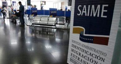 Saime: Más de 40 mil personas renovaron documentos de identidad.