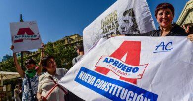 Chile se prepara para el referendo constitucional del domingo.