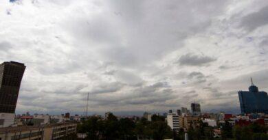 Gran parte del país se mantendrá con nubosidad parcial y bajas probabilidades de lluvias.