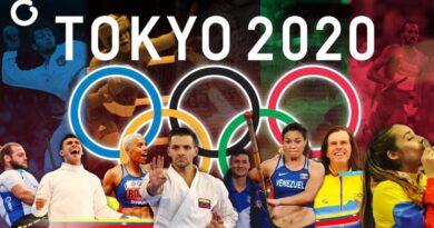 JJOO 2020 | 44 atletas venezolanos participarán en los juegos olímpicos