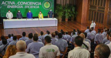 Corpoelec e Inces firman convenios para la formación de la fuerza trabajadora del SEN